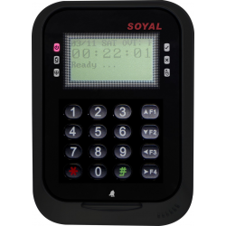 SOYAL AR-837 (E) rejestrator czasu pracy
