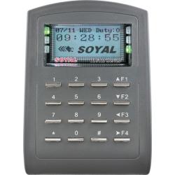 SOYAL AR-727 (H-V5) rejestrator czasu pracy