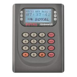 SOYAL AR-829 (E-V5) rejestrator czasu pracy